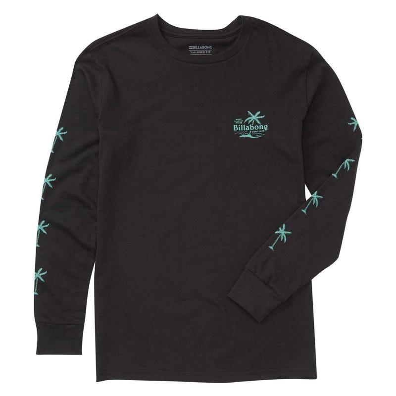T-Shirt à Manches Longues Surf Club 8-16ans