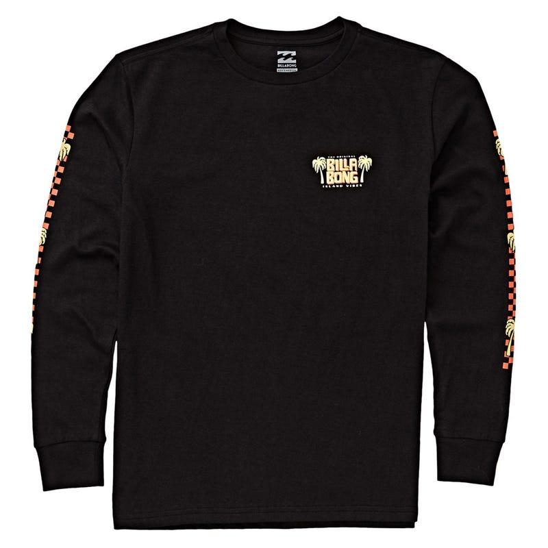 Calypso Long Sleeve T-Shirt 8-16y