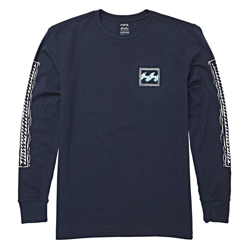 Fifty Wave Long Sleeves T-Shirt 8-16