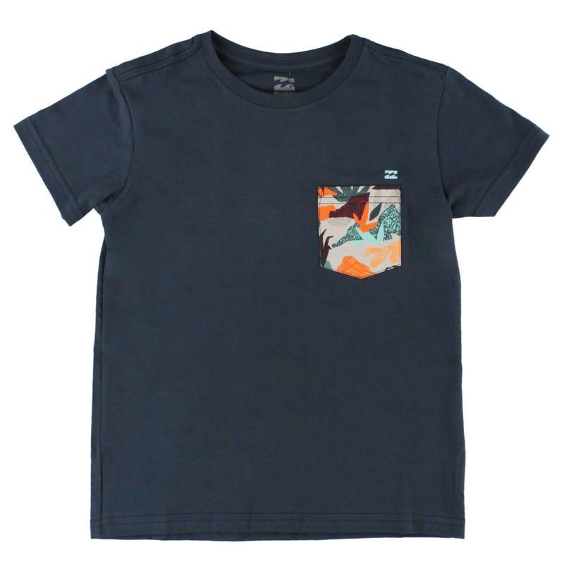 T-Shirt à Poche Team 8-16ans