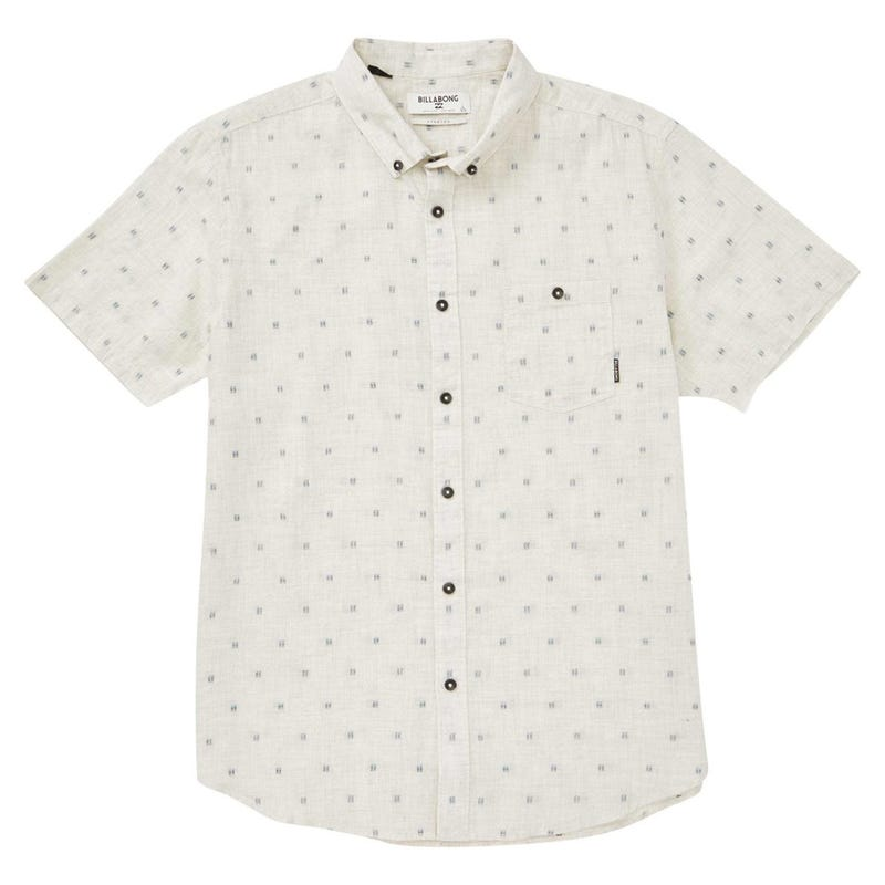 Chemise All Day Jacquard 8-16ans