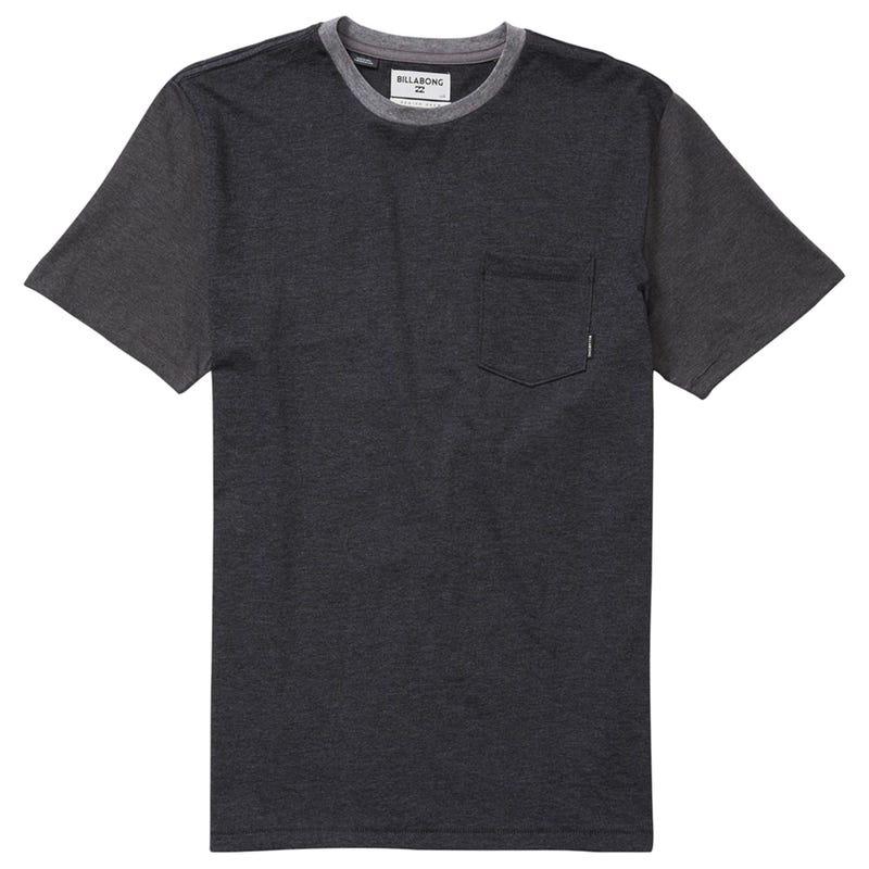 T-Shirt à Poche Zenith 8-16ans