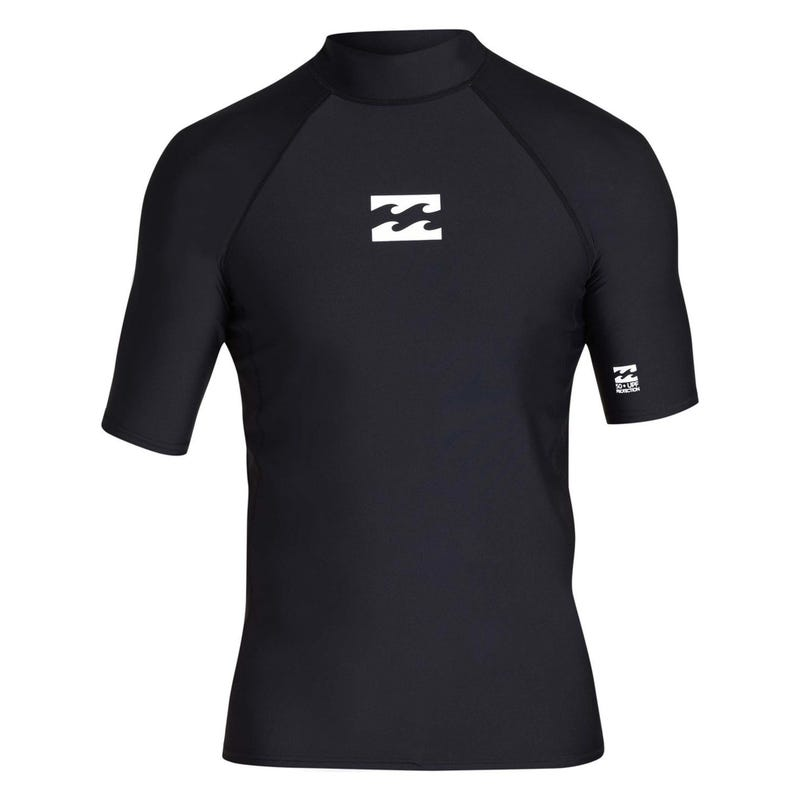 All Day Wave Performance Fit Short Sleeve Rashgard 2-14y