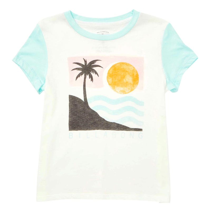 T-Shirt Waves For Days 7-14ans