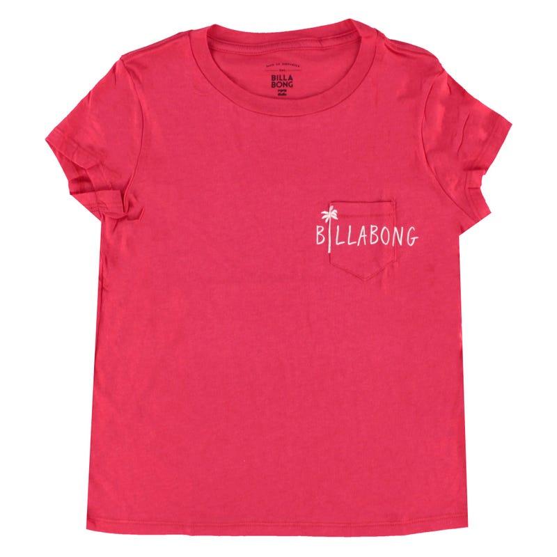T-Shirt Billabong Palm 7-14ans
