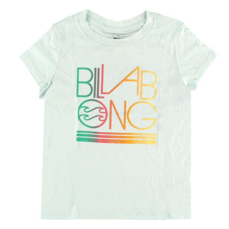 Neon Billabong T-Shirt 7-14y