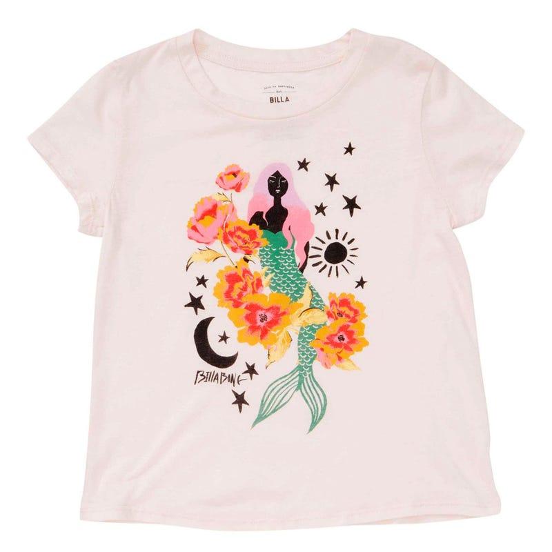 T-Shirt Mermaid Power 7-14ans