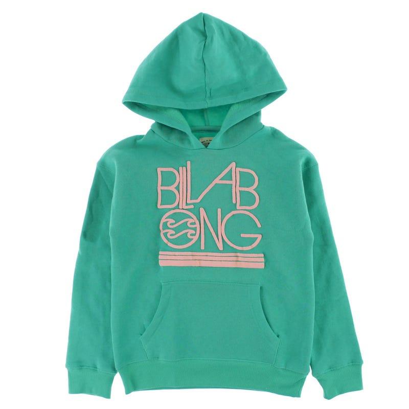 Neon Billabong Hoodie 7-14y