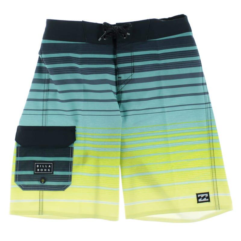 Boardshort Stripe Pro 2-7ans