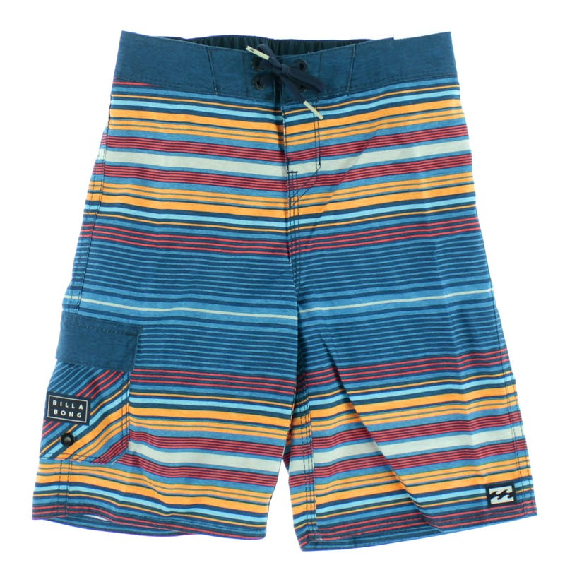 Boardshort All Day Stripe 2-7