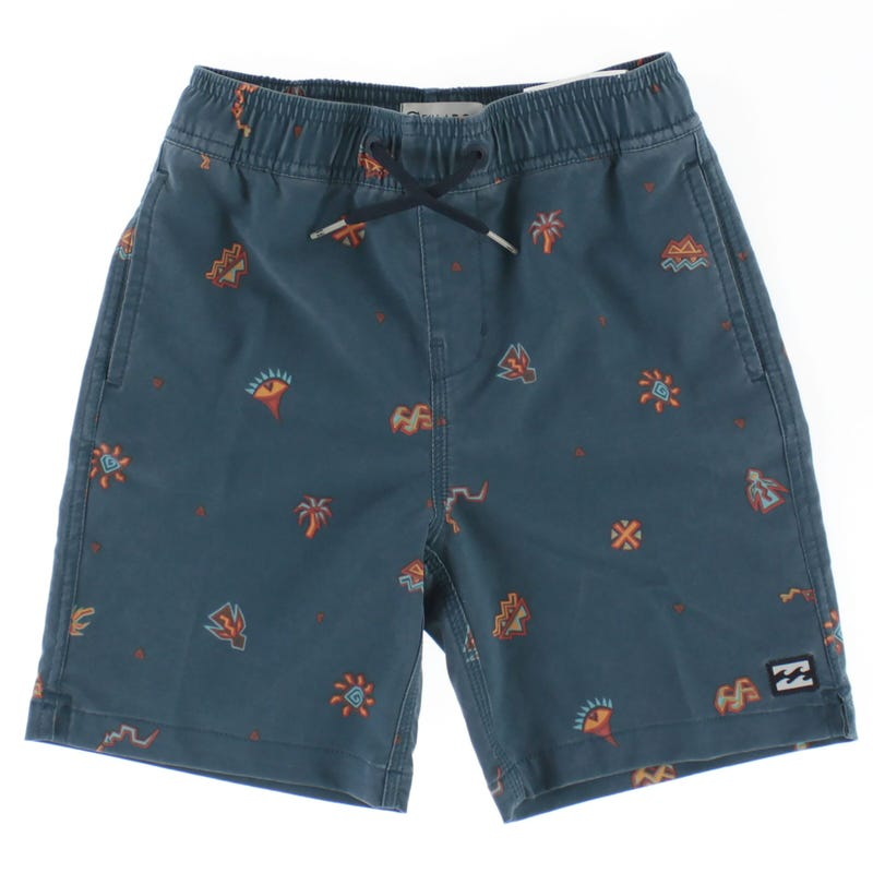 Sundays Layback Boardshort 2-7y