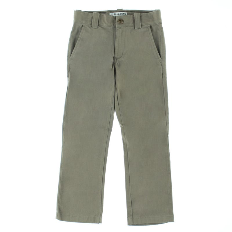 Carter Stretch Chino Pants 4-7y