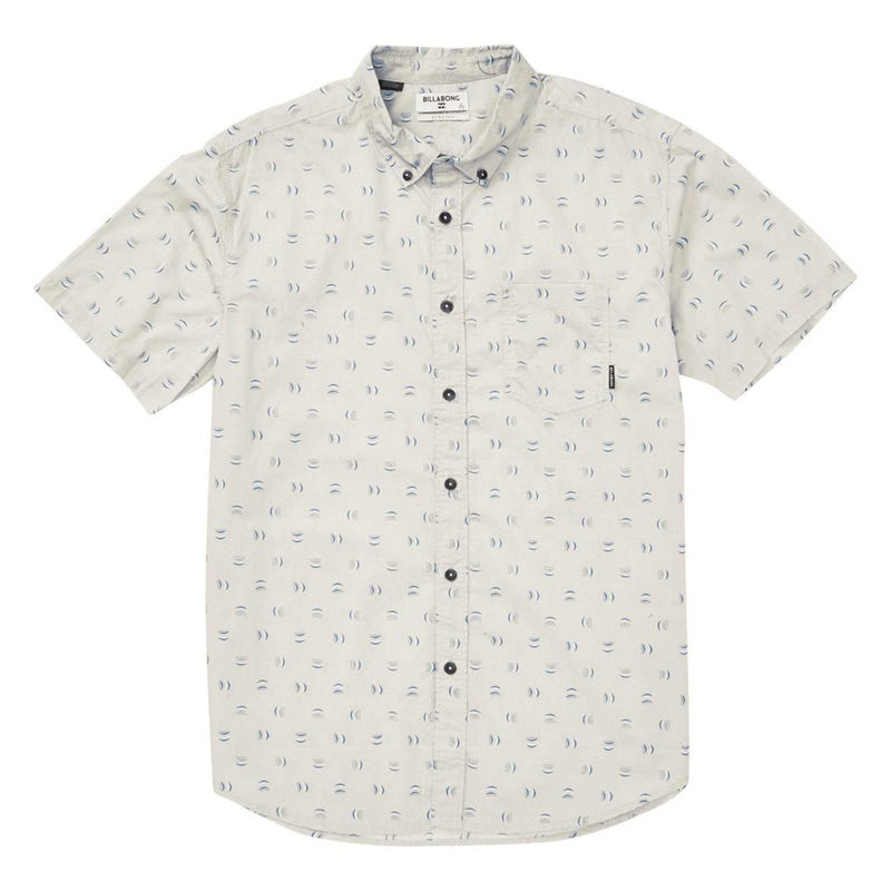 Sundays Mini Short Sleeve Shirt 4-7y
