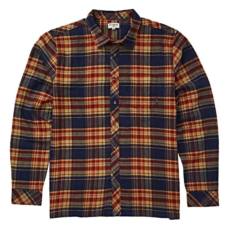 Coastline Long Sleeve Shirt 4-7y