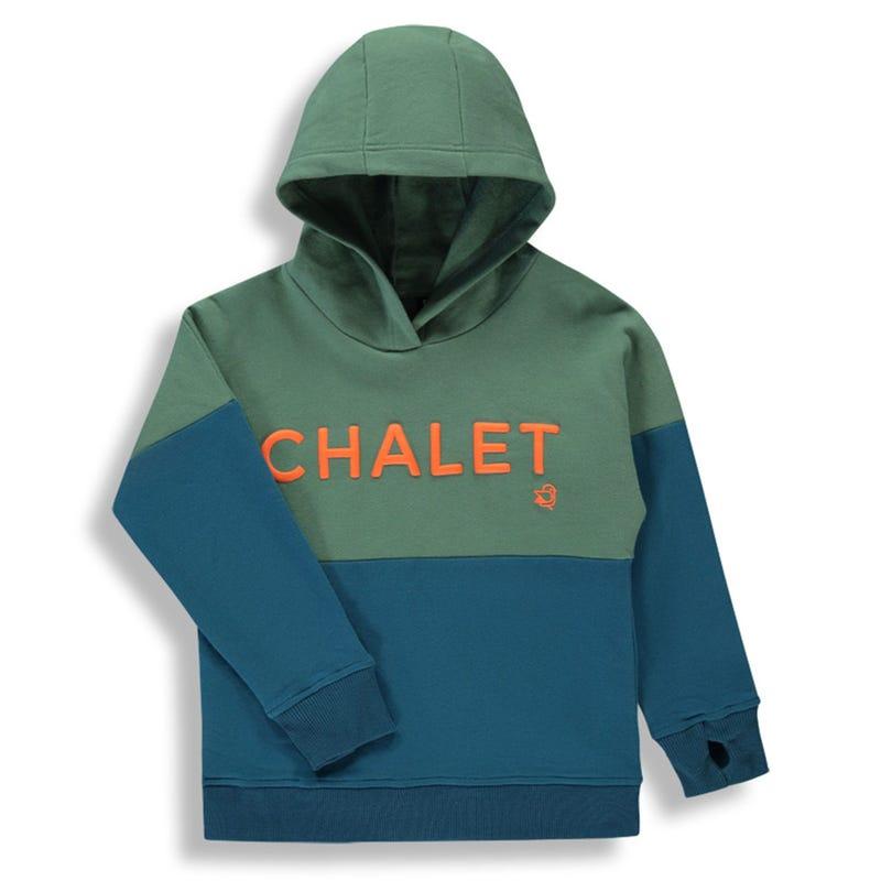 Kangourou Chalet 2-6ans