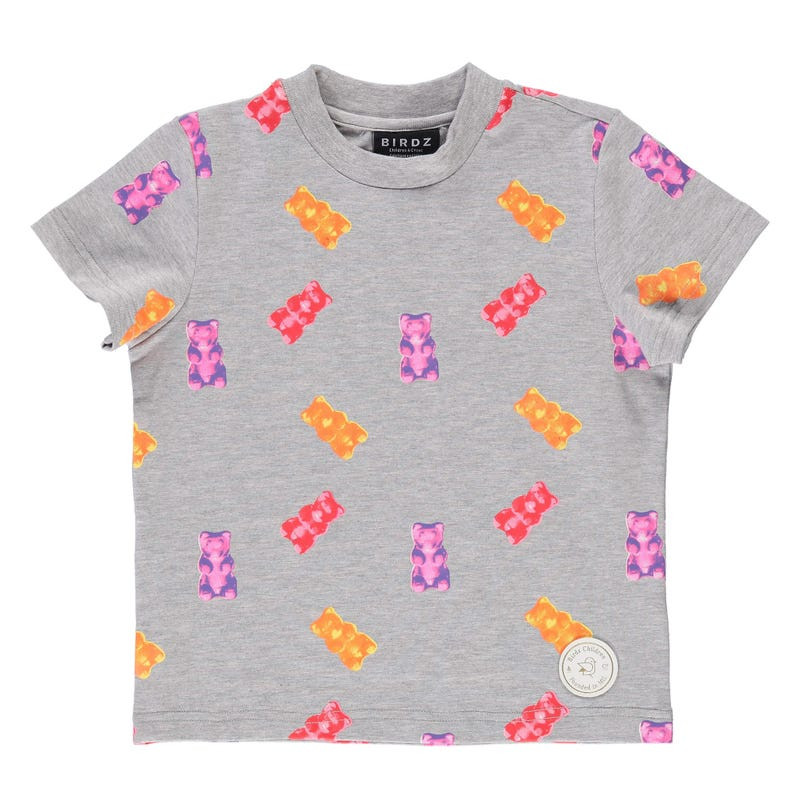 T-Shirt Ours Bonbons 2-6ans