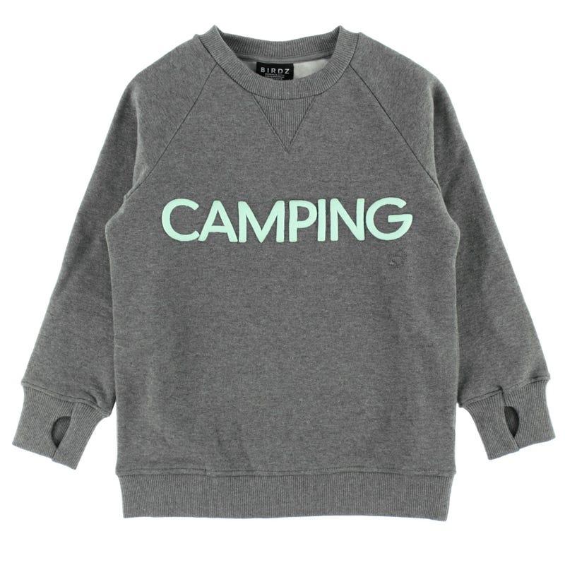 Gilet Ouaté Camping 2-6ans