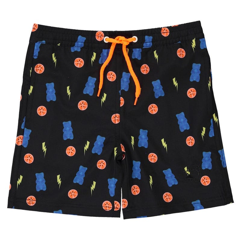 Gummy Swim Shorts 2-6y