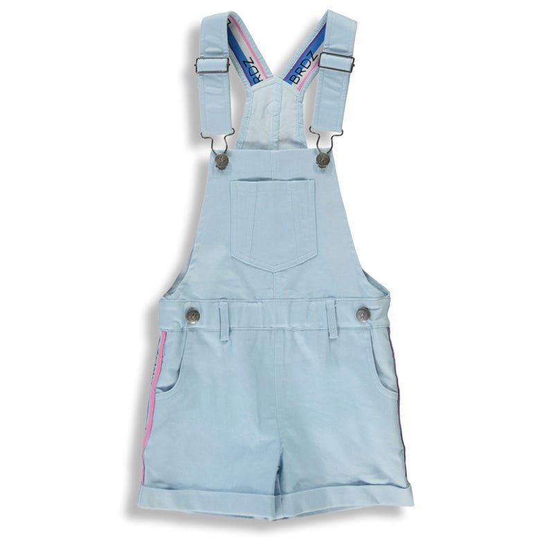 Rainbow overall 2-6y