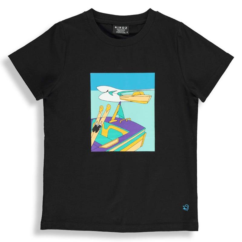 T-Shirt Ski Nautique 2-6ans