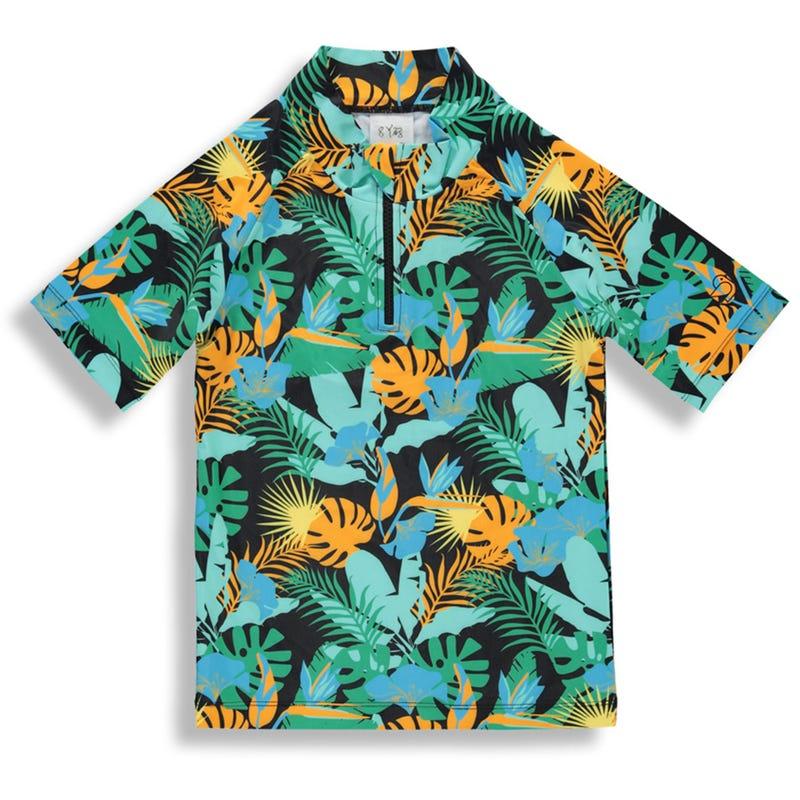 T-shirt Maillot UV Jungle 2-4ans
