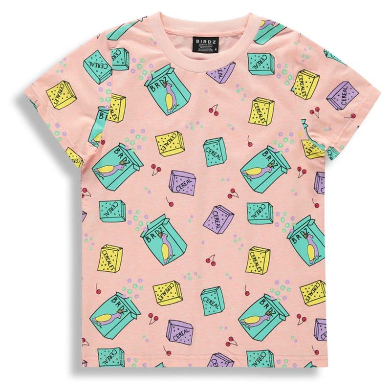 T-Shirt peche Dejeuner 3-7ans
