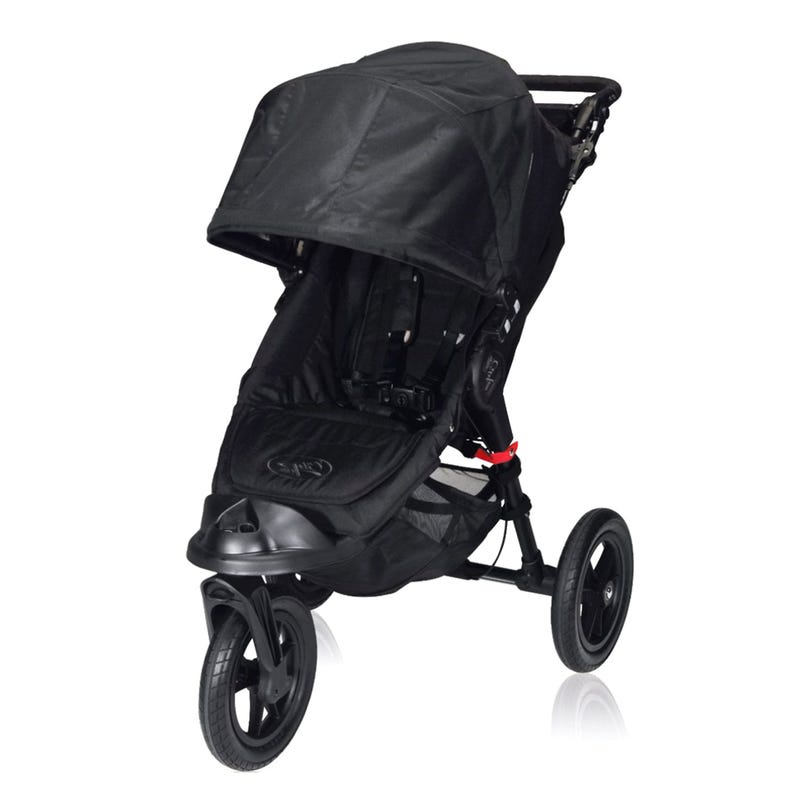 City Elite Stroller - Black