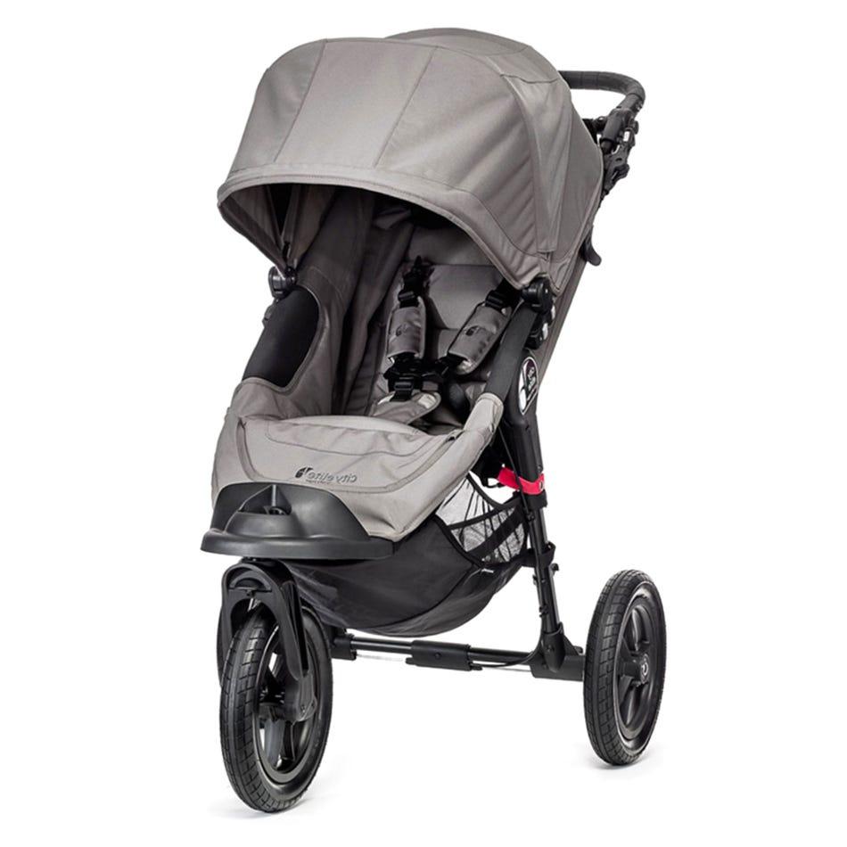 Baby Jogger City Elite Stroller Gray Clement