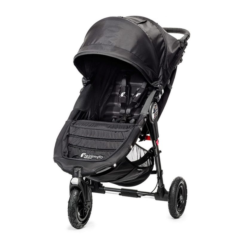 City Mini Gt Stroller - Black