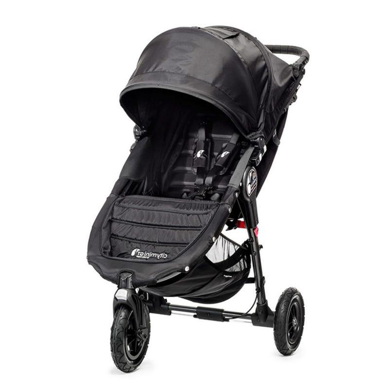 City Mini Gt Stroller - Black