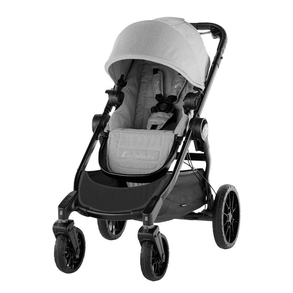 Baby Jogger City Select Lux Stroller Slate Clement