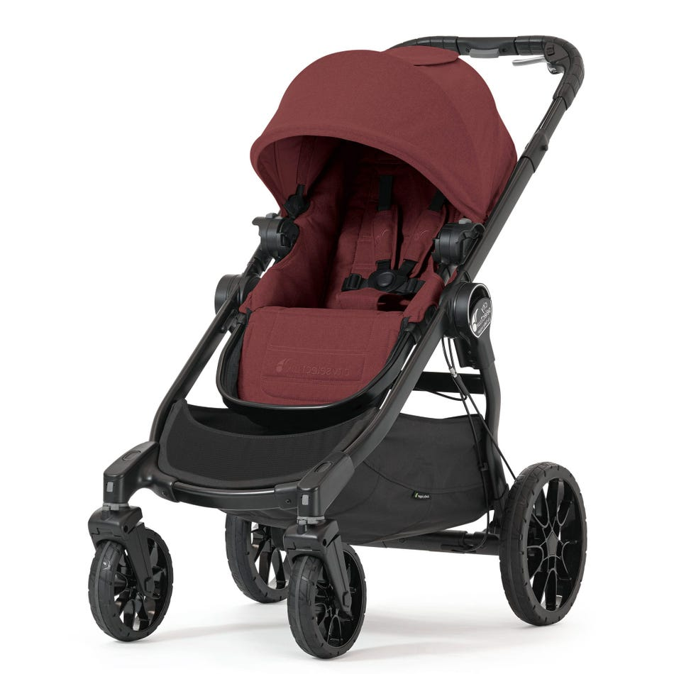Baby Jogger City Select Lux Stroller Port Clement