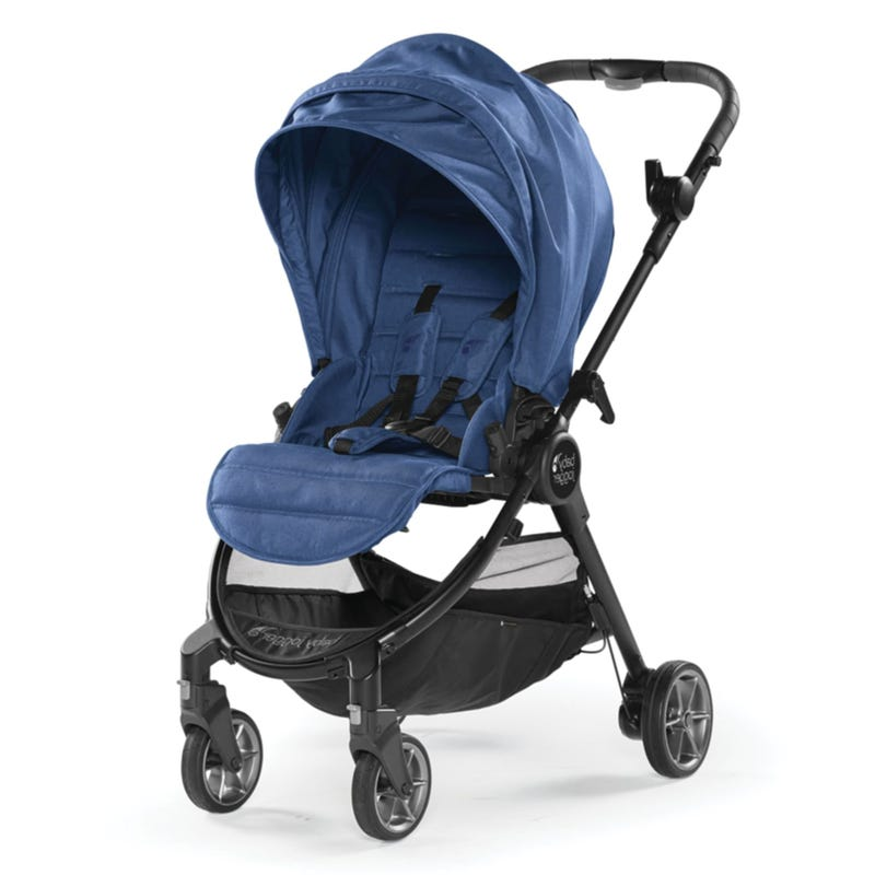 City Tour Lux Stroller - Iris Blue