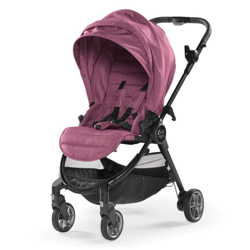 City Tour Lux Stroller - Rosewood