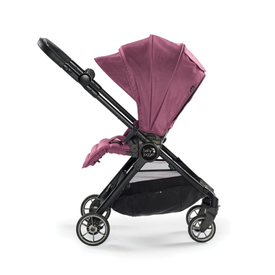 Baby Jogger City Tour Lux Stroller Rosewood Clement
