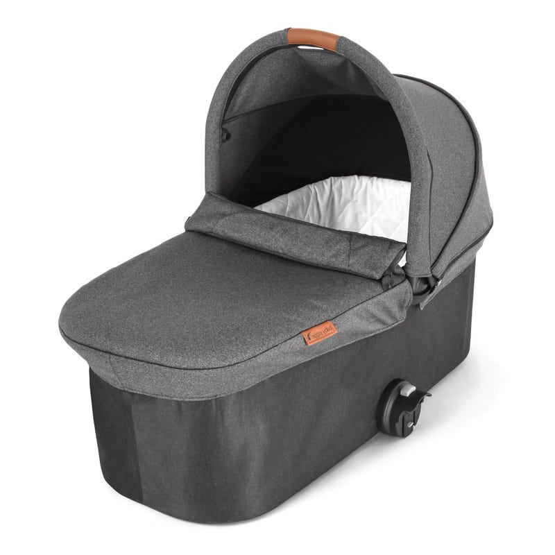 Crib Deluxe Pram - 10th Anniversary Special Edition Gray