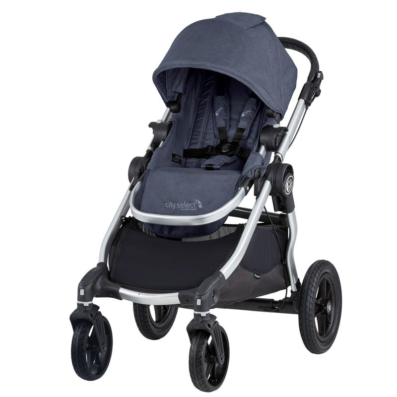 Stroller City Select - Carbon