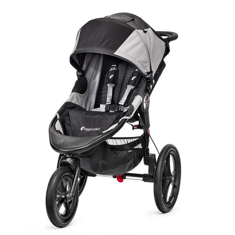 Summit X3 Stroller - Black/Gray