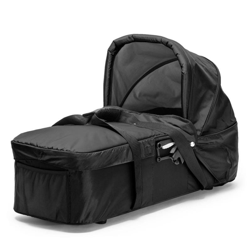 Compact Pram Bassinet - Black