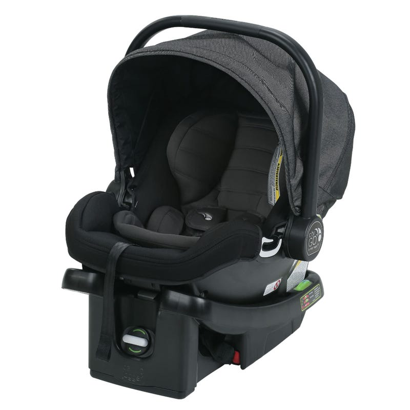 City Go Car Seat 4-35lb - Charcoal