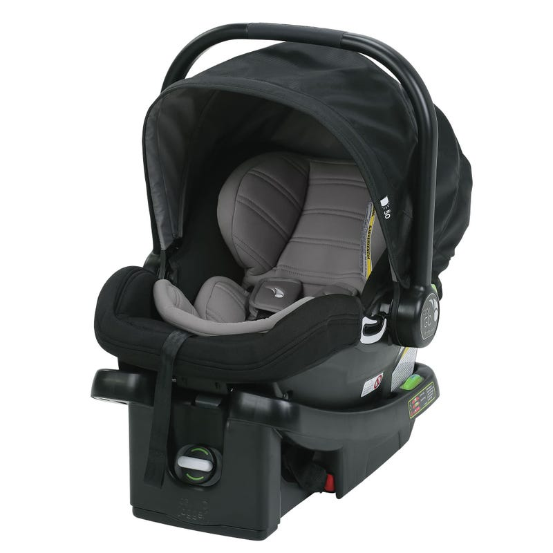 City Go Car Seat 4-35lb - Black