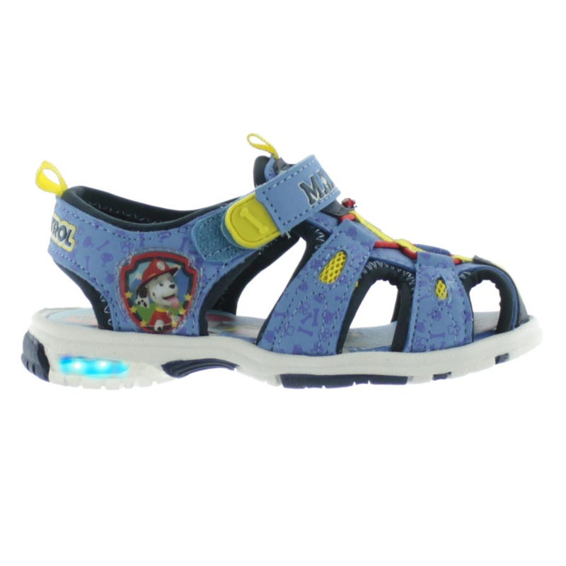 Paw Patrol Sandal Sizes 9-12 - Marshall