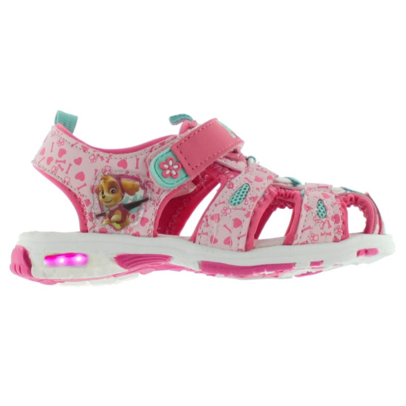 Paw Patrol Sandal Sizes 9-12 - Skye