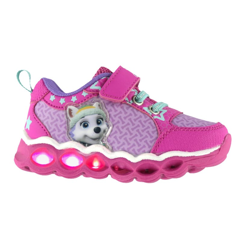 Paw Patrol Running Shoes Sizes 5-10 - Pink
