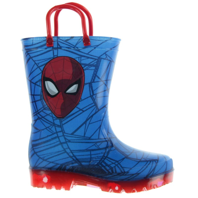 Botte de Pluie Spider-Man Pointures 7-12