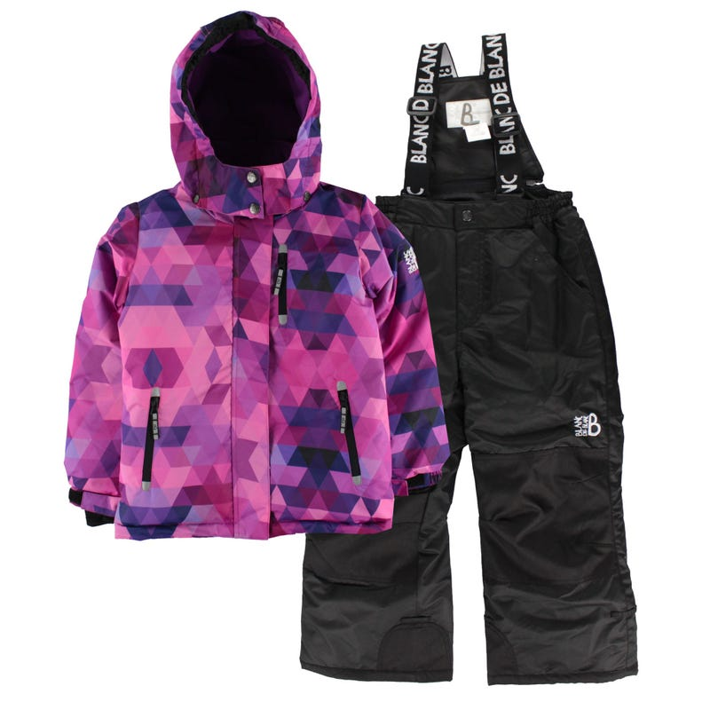 Digital Snowsuit 4-6y