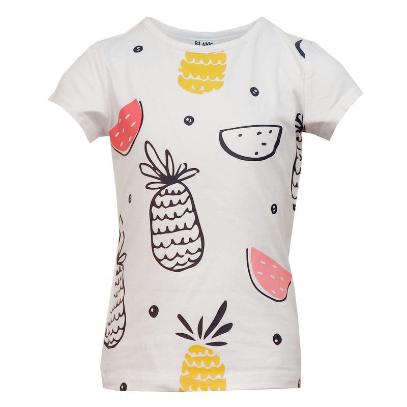 Summertime T-shirt 2-8y