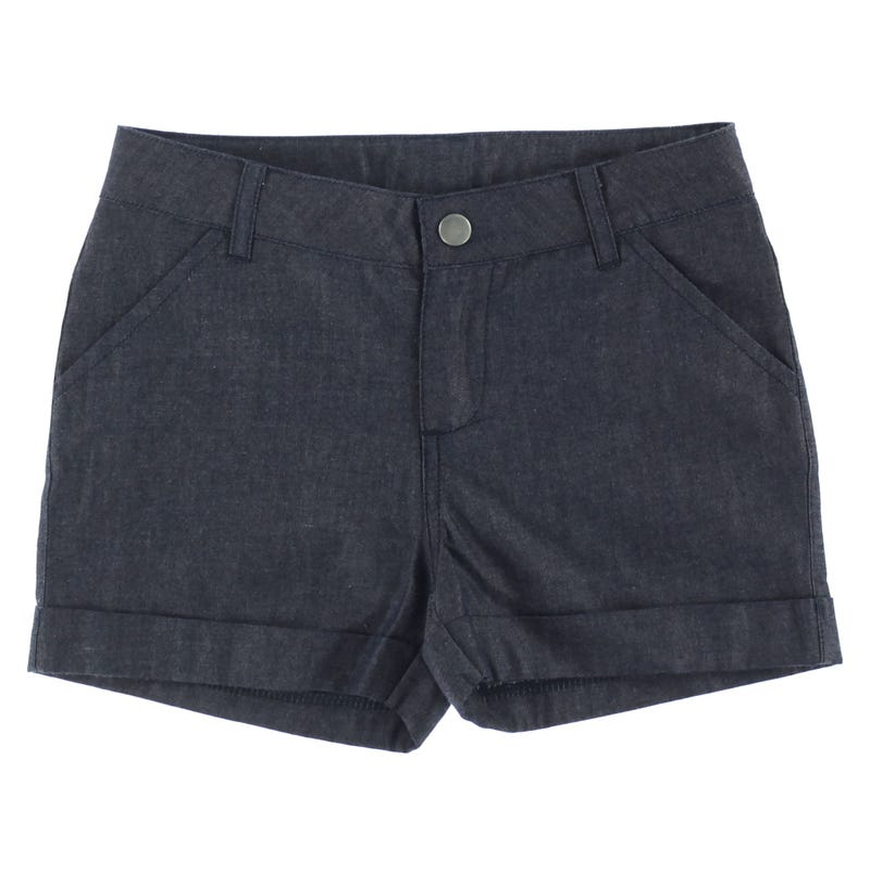Chambray Short 2-8y