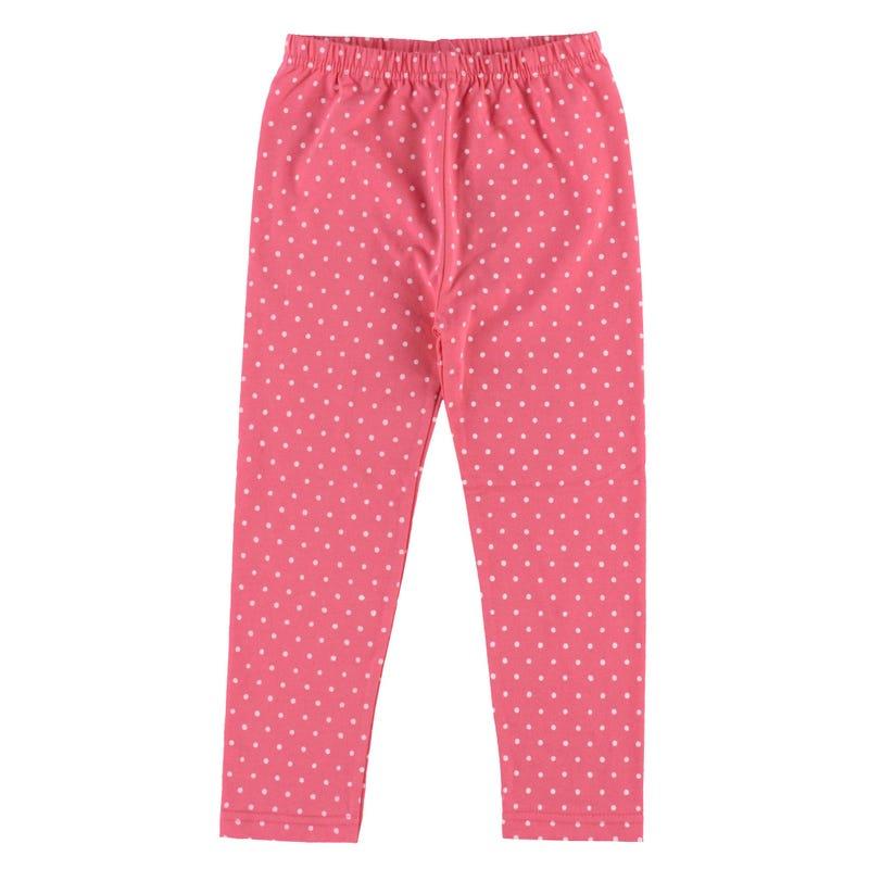 Dots Short Legging 2-8y