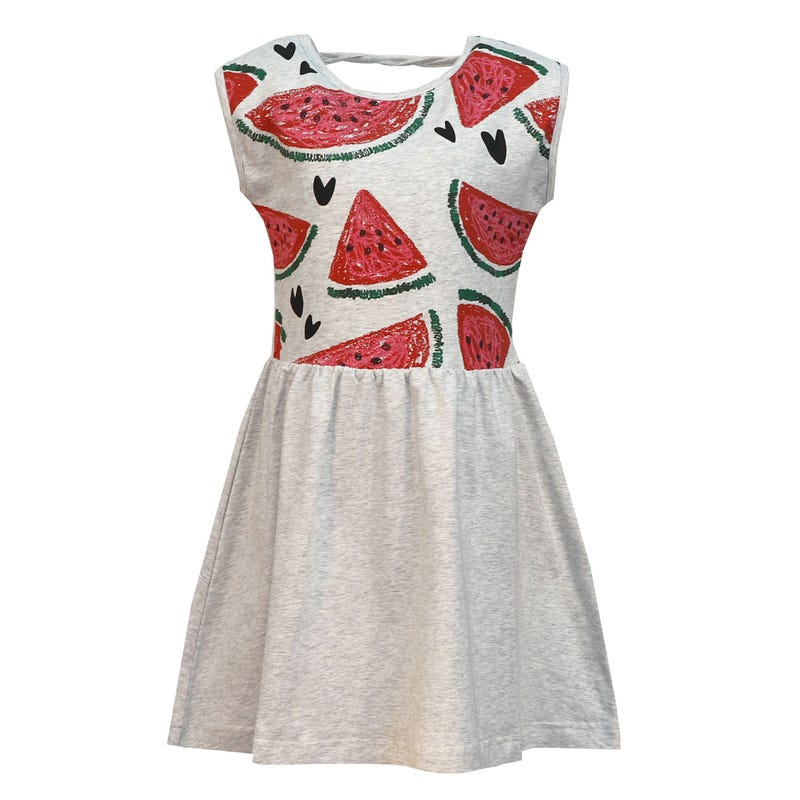 Watermelon Dress 2-8